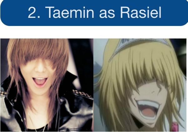 13 Idol That Are Basically Anime Characters In Real Life K Pop Amino