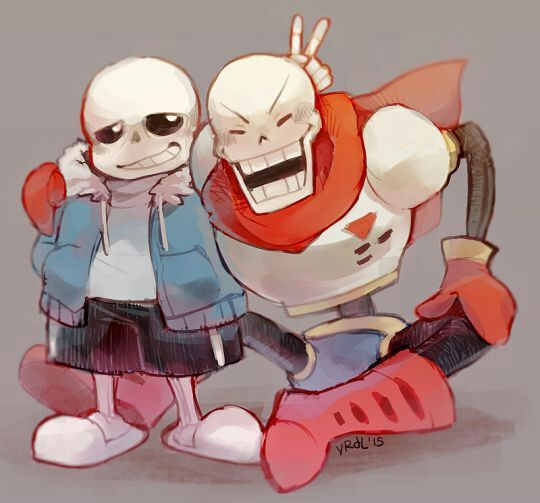 Sans and Papyrus' Full Names | Undertale Amino