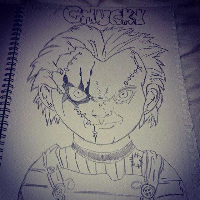 Horror Movie Drawings Horror Amino