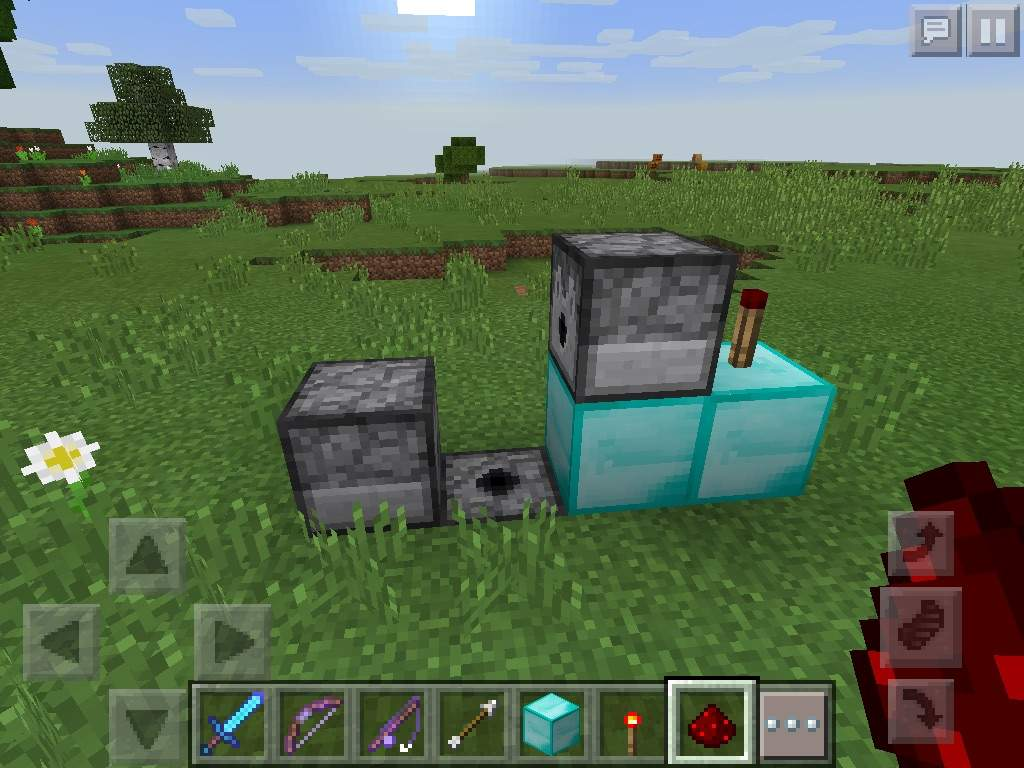 minecraft how to make an automatic armour dispenser