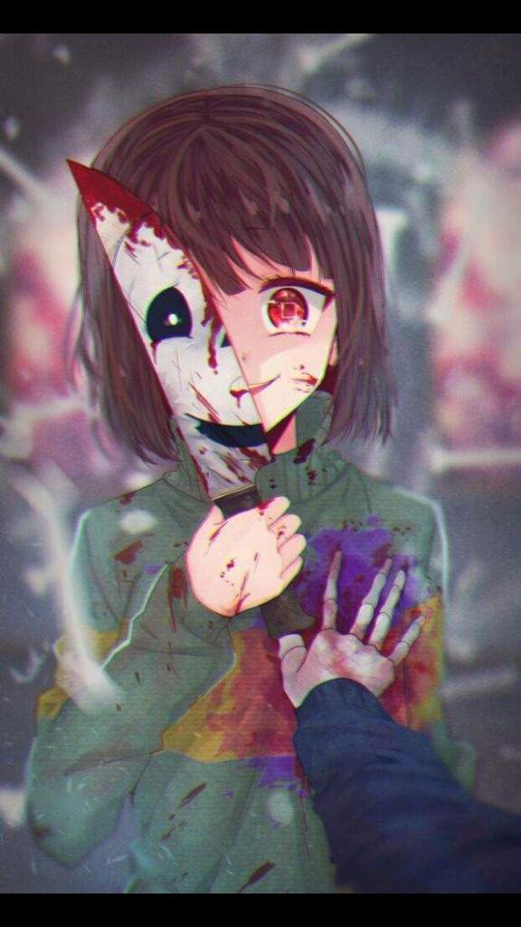 Psychopath Child Looks Like Frisk Undertale Amino