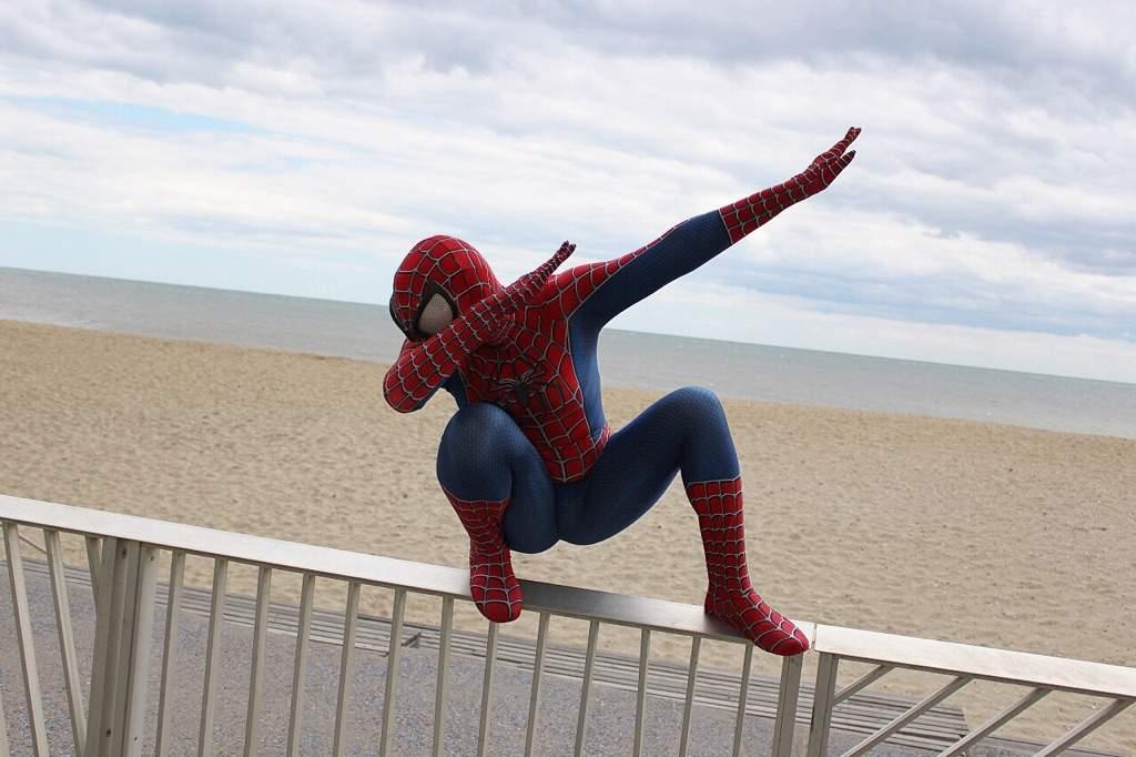 U Spiderman Spiderman/woman cospla...