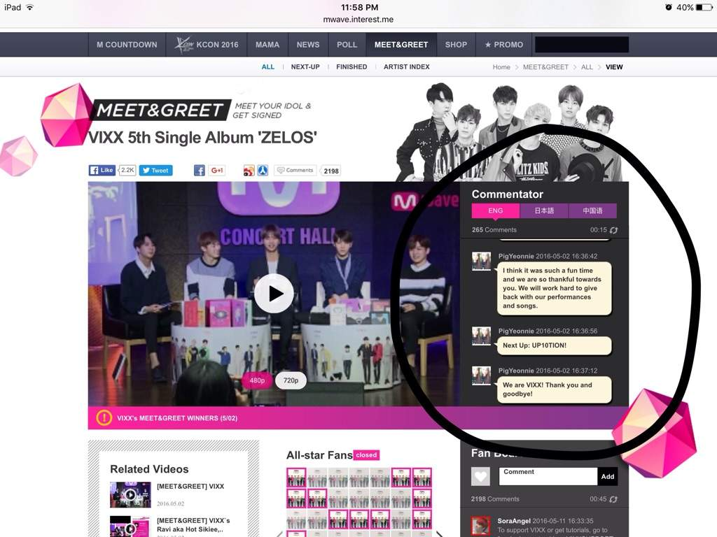 Mwave Meet Greet Tutorial K Pop Amino