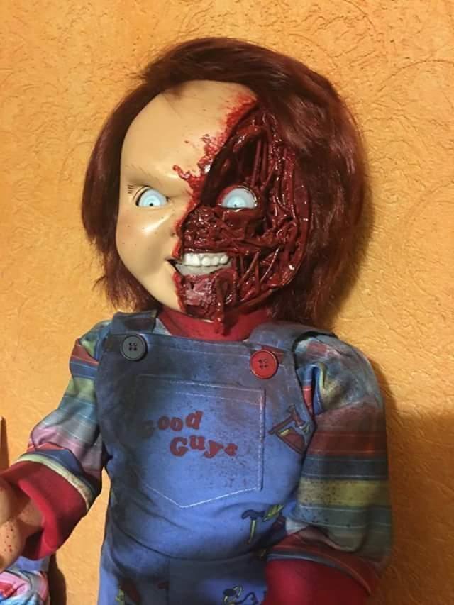 horrifying mail charles lee ray horror amino