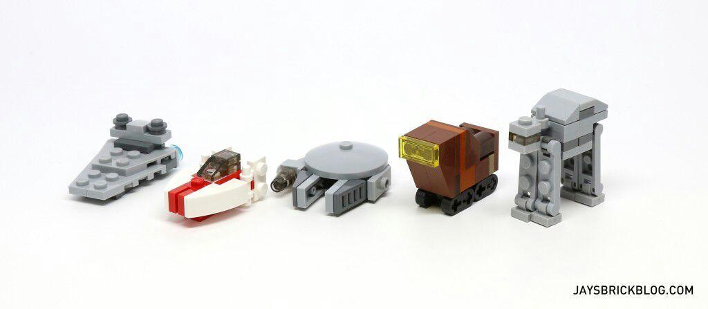 Mini lego ships | Star Wars Amino