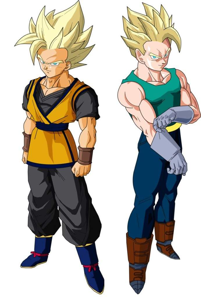 should the dbz franchise continue with goten and trunks as the main
