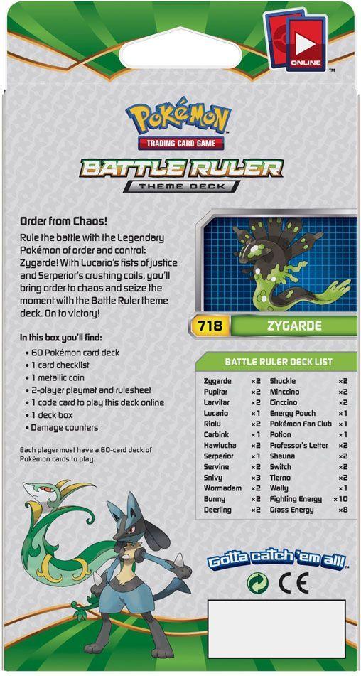 Pokemon TCG🌀Battle Ruler Theme Deck Review   Pokémon Amino