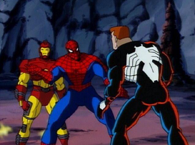 spiderman tv series marvel animated universe wiki - 637×474