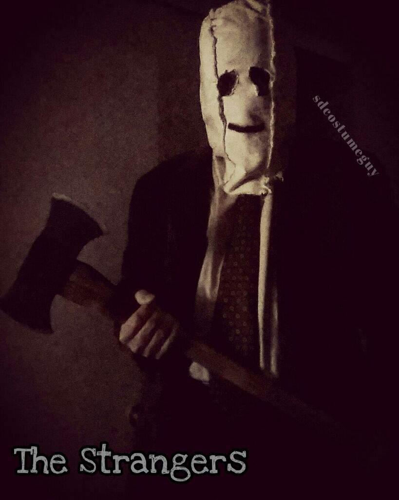 the strangers - man in the mask | horror amino