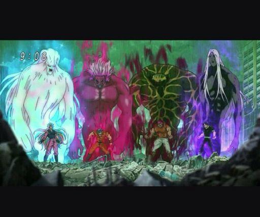 Toriko Characters