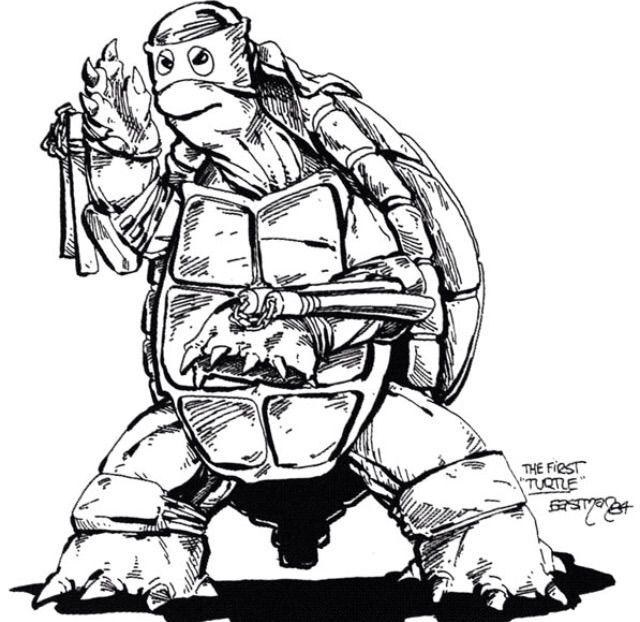 Las Tortugas Ninja Cómics Amino