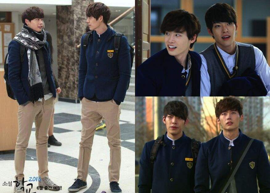 10 Adorable Korean School Uniforms