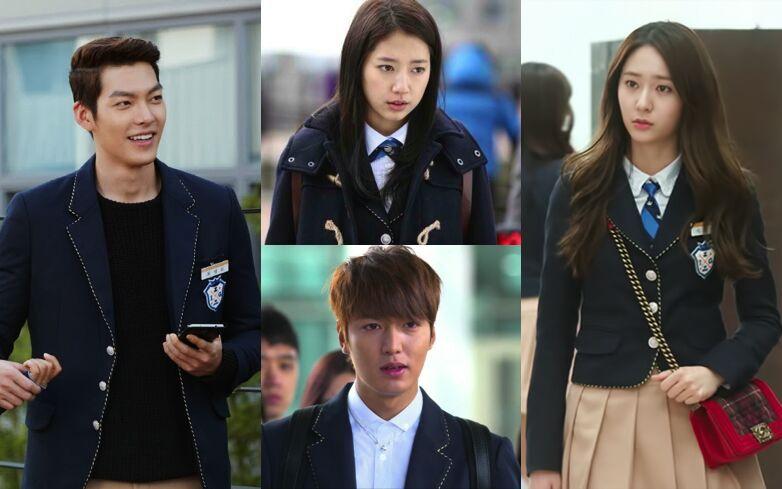 10 adorable korean school uniforms k drama amino