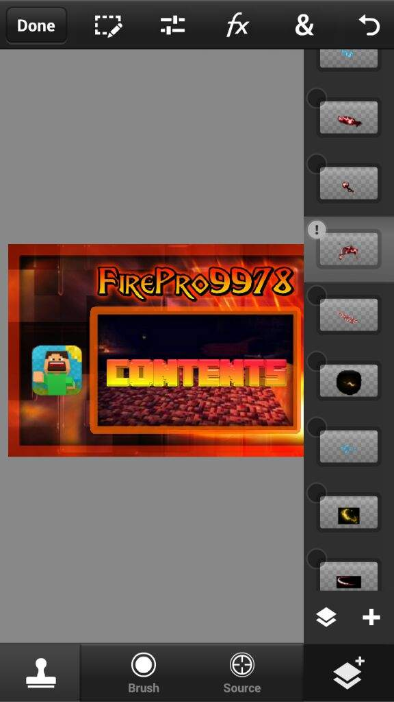 Fire's GFX Pack v 3!! Availalble for PS Touch and PSCC