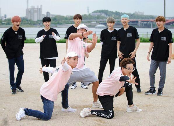 BTS on Running Man full episode with eng sub | K-Pop Amino