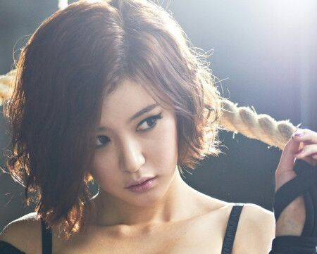 korean girl show
