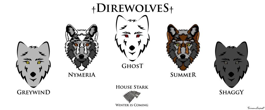 direwolves