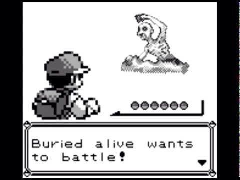 Burried Alive First Gen Secret End Pokémon Amino