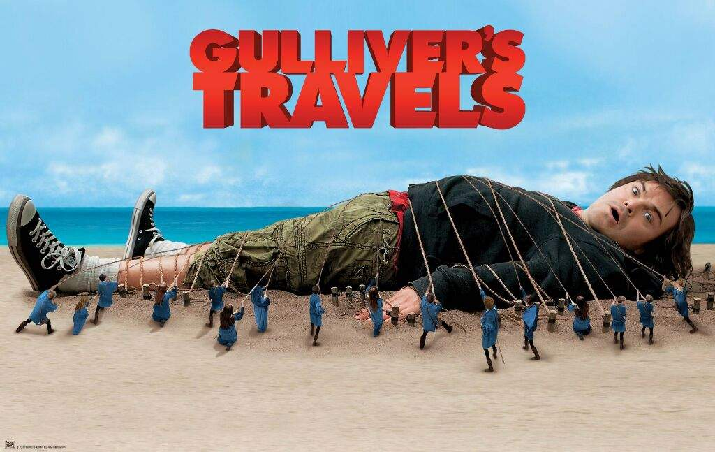 da105073175 Movie Review: Gulliver's Travels | Movies & TV Amino