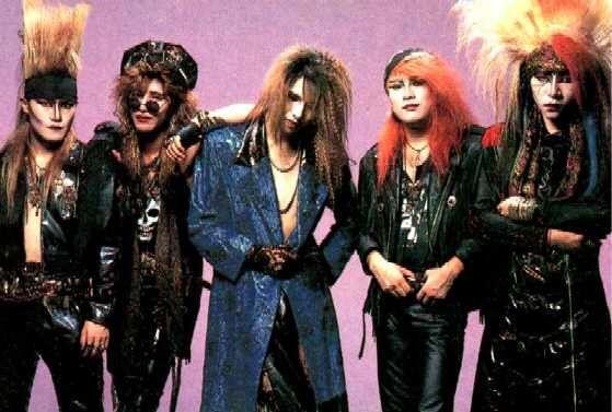 gothic metal band japan