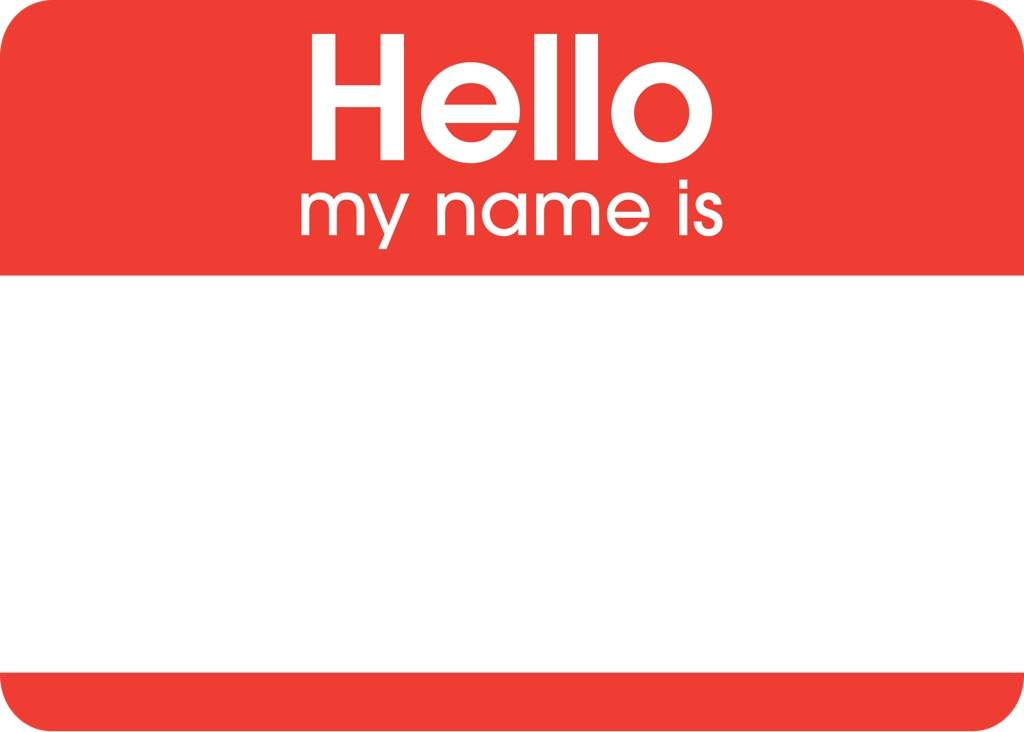 Cartoon Name: The Cartoon Amino Name Challenge