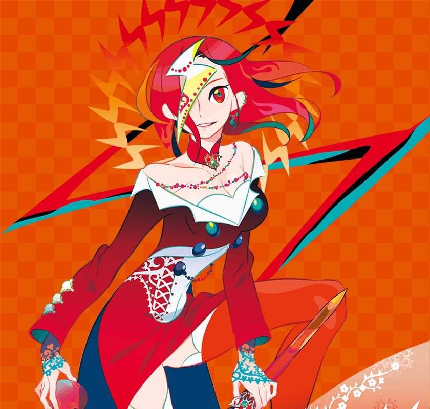 Zaregoto Anime Amino