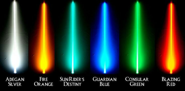 Delightful Let Me Know Which Lightsaber Color You Think Is The Best Looking One!!! Good Ideas