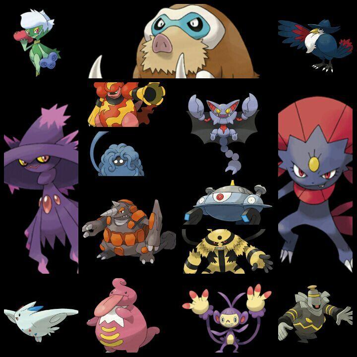 TEORÍA: ¿LAS MEGAS IBAN A APARECER EN CUARTA GENERACIÓN?© | •Pokémon ...