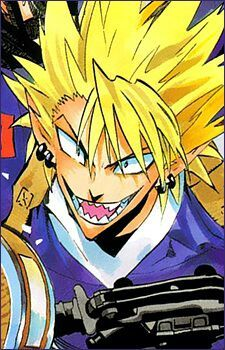 Yoichi Hiruma Is From The Manga And Anime Series Eyeshield 21 Which A Story About Young Boy Named Sena Kobayashi Who Able To Run 50 Yards In 42
