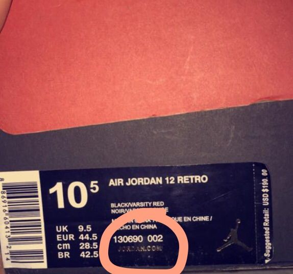 a4324243b28 Check the box label the Jordan.com should be evenly lined up towards the  bottom. The pic shown is way too high.