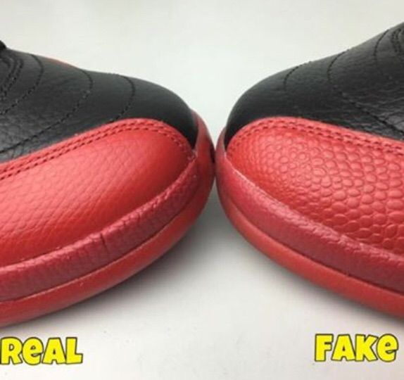 b9dd4749507 Legit check on flu game 12 : Buyers beware ... Dont be that guy ...