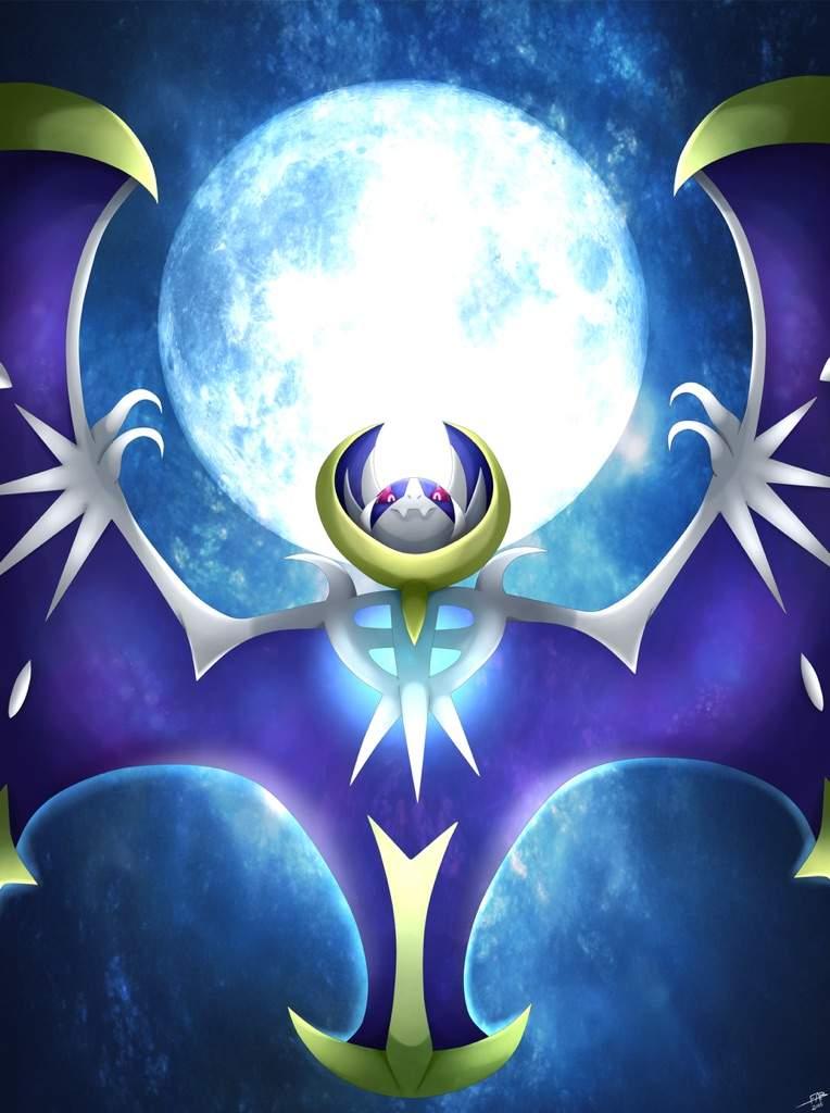 6 Names For Solgaleo and Lunala | Pokémon Amino
