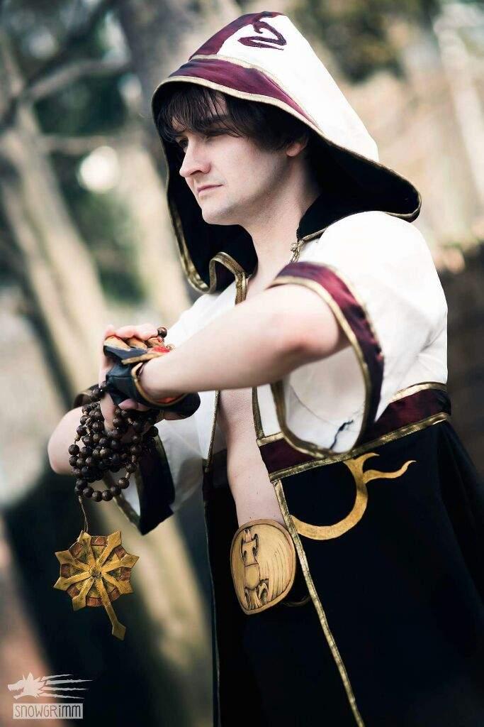 Ragnarok Online Monk Cosplay Amino