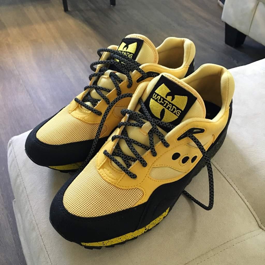 cheap for discount 202c2 9bac1 Saucony Shadow 6000 'KILLAH BEES' CUSTOM | Sneakerheads Amino