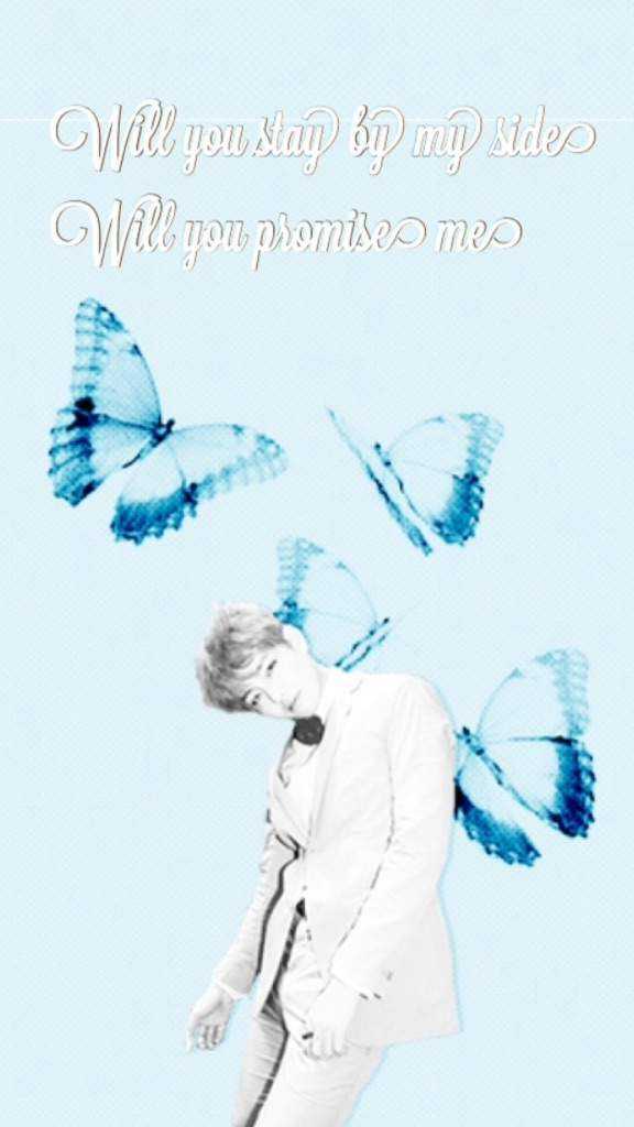 💙taehyung background with butterfly lyrics 💙 | K-Pop Amino