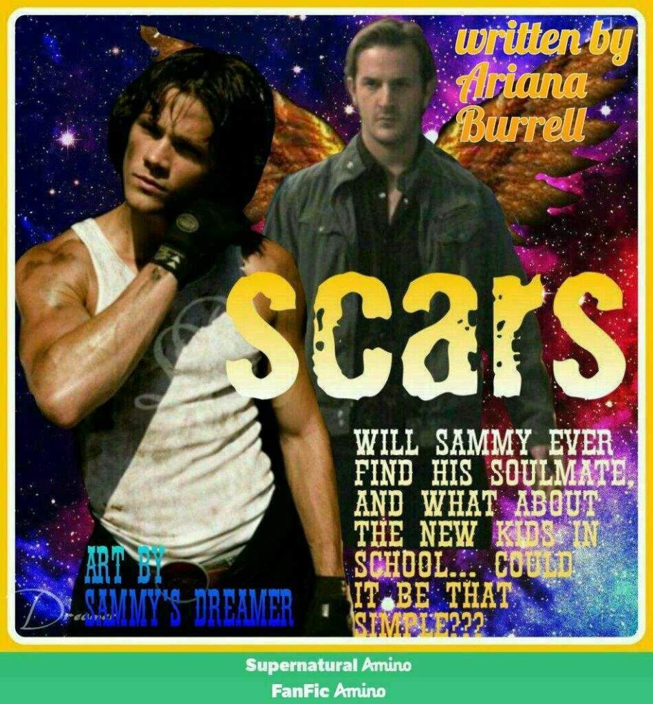 SCARS -Soulmate AU | Supernatural Amino