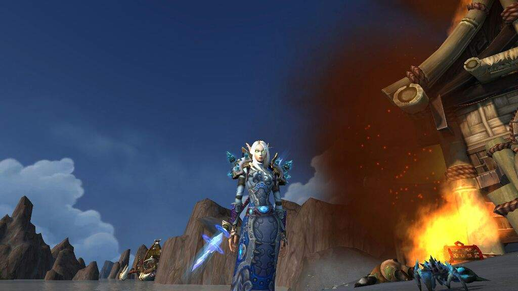 Chronomancer robes slaughterhouse spaulders frost mage set wow ethereum life staff drops from high astromancer solarian in the eye tempest keep ccuart Images