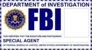 S.b.i and f.b.i badges diy | Supernatural Amino