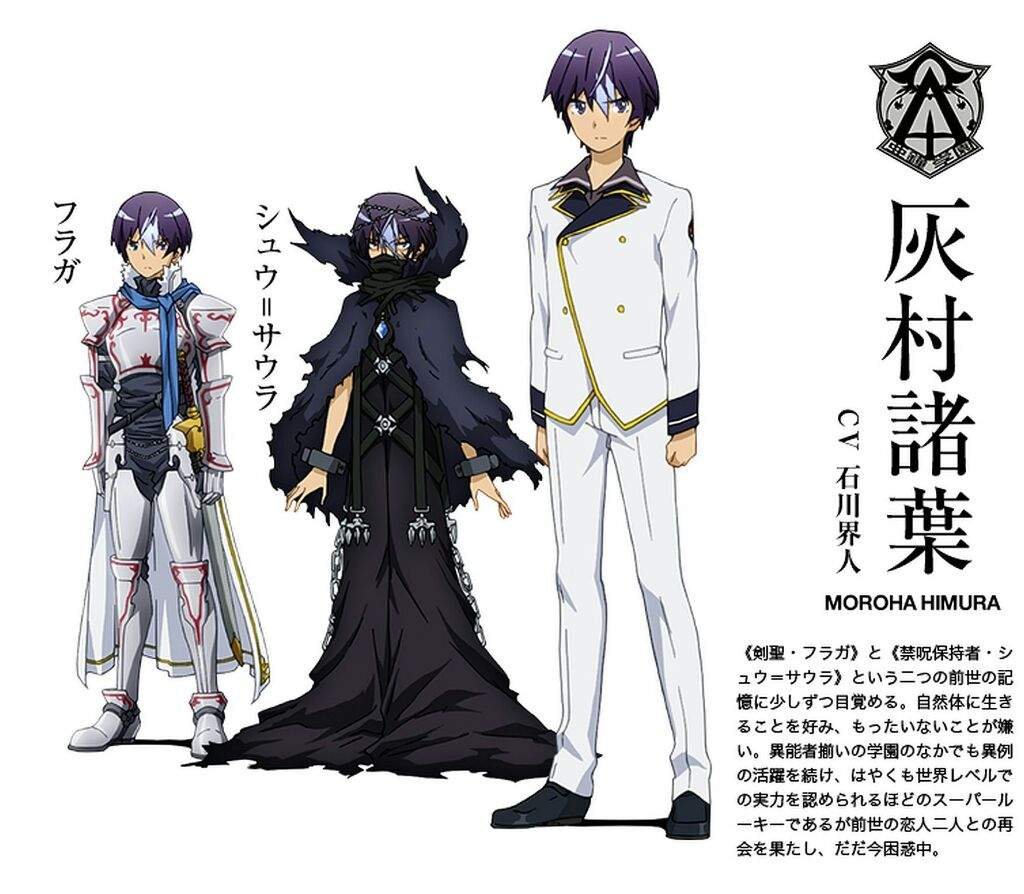 Seiken Tsukai No World Break Anime Amino