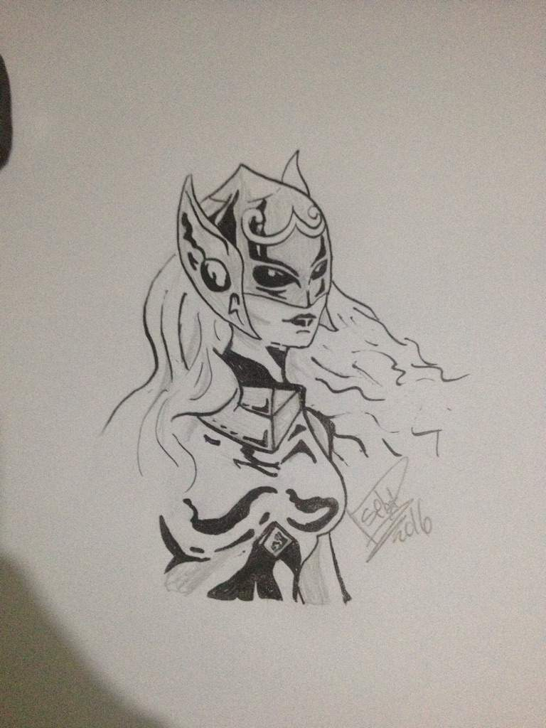 Tutorial Dibujo Thor Cómics Amino