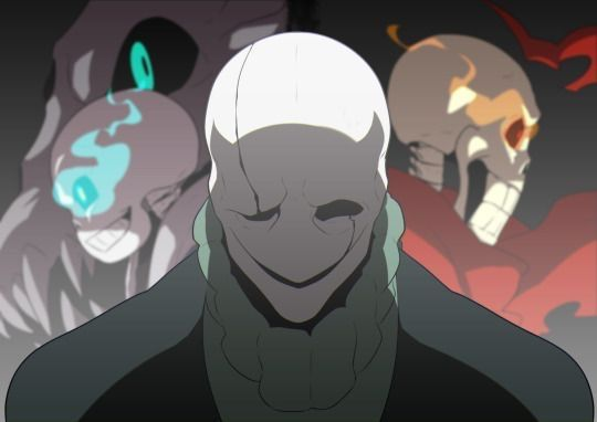 Who Thinks Gaster Sans And Papyrus Are Related Sans Makes A Lot