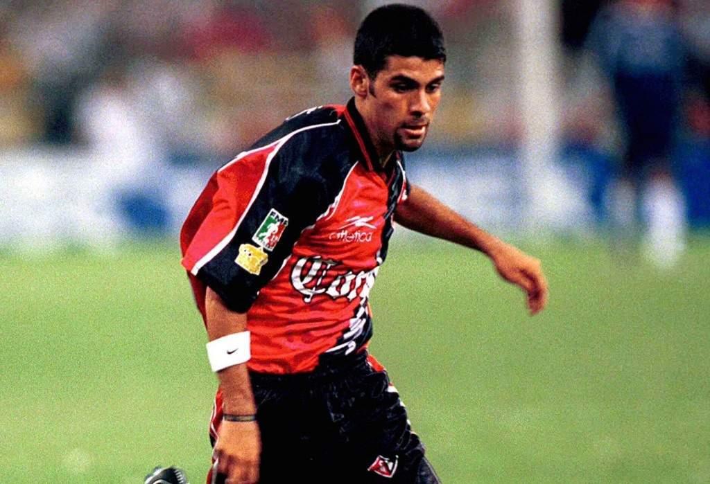 Resultado de imagen para Rafael Márquez 1999