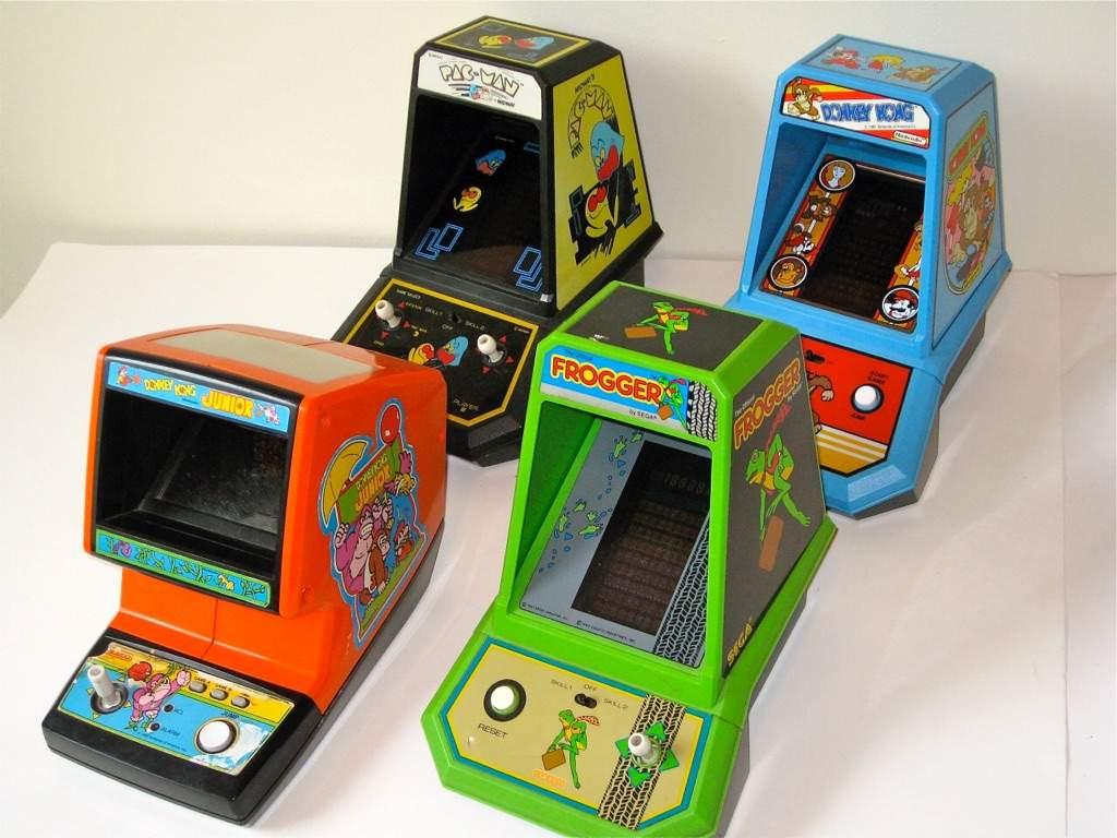 Coleco Tabletop Arcade Games | Video Games Amino