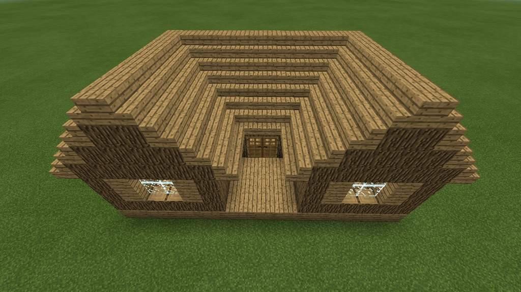 Minecraft Wooden Stairs - Home Design Ideas