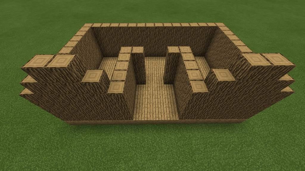 Small Wooden House Tutorial Minecraft Amino