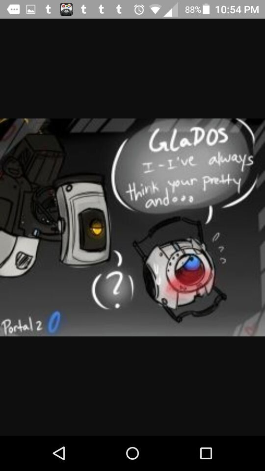 My Opinion On Portal 2 Ships Video Games Amino