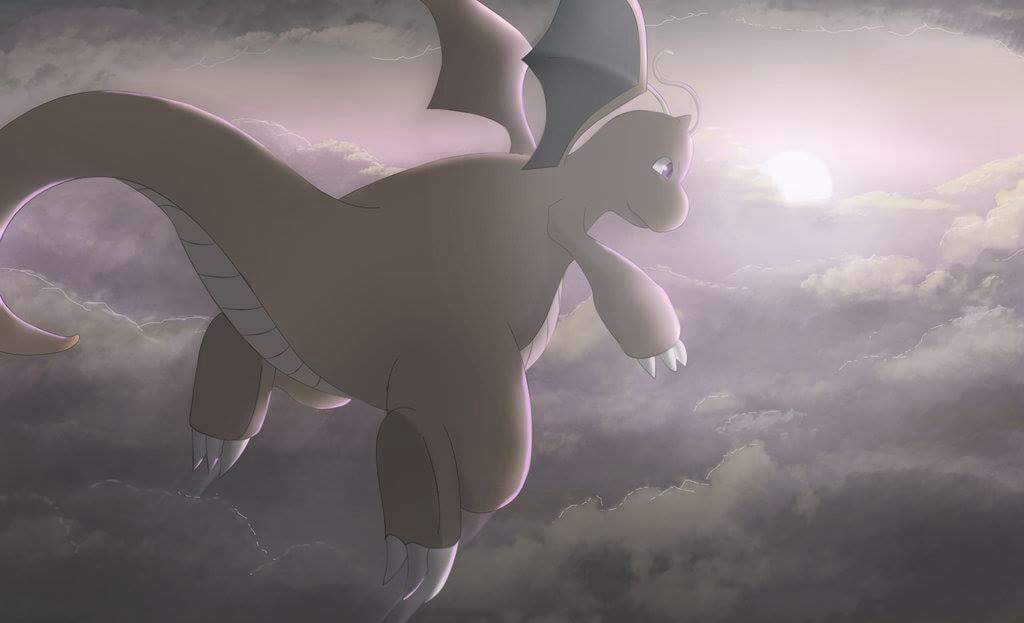 Guia Competitiva Para Dragonite Pokémon En Español Amino