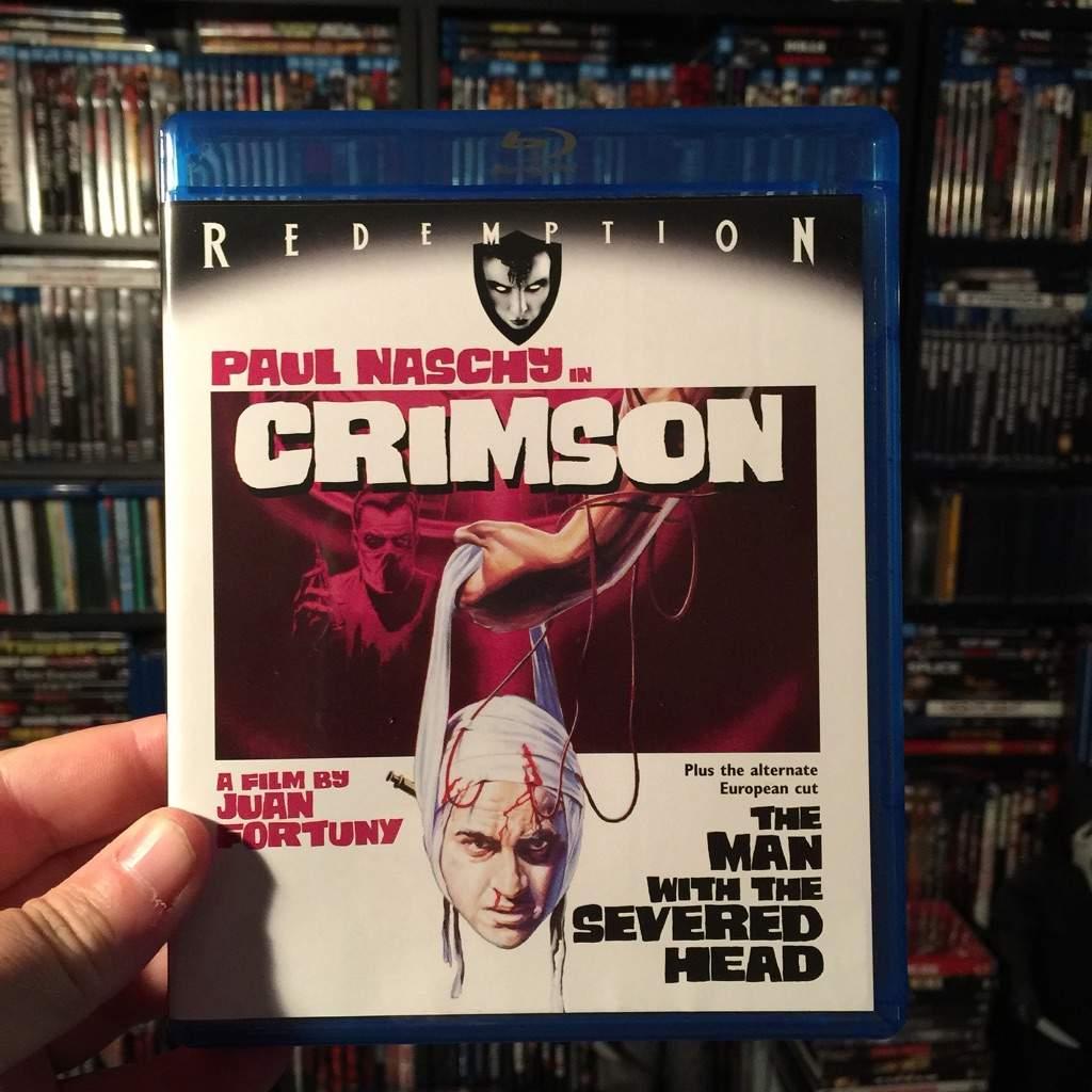 Crimson | Horror Amino
