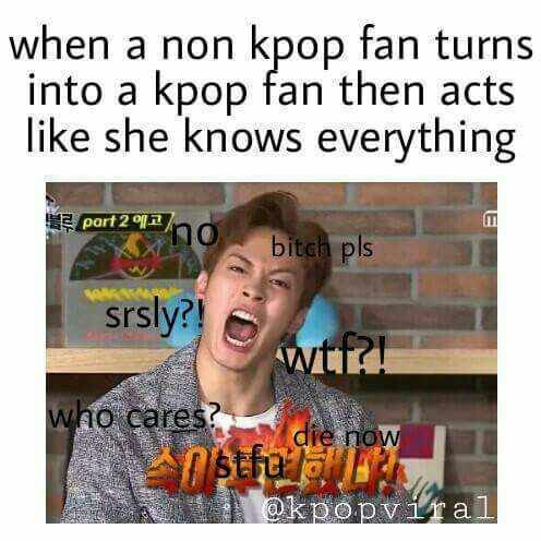 Kpop Memes And Funny Pictures Part 1 K Pop Amino