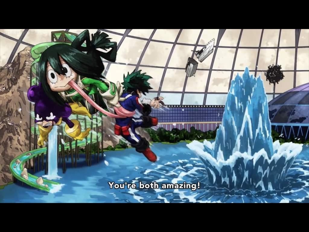 Boku No Hero Academia Tsu boku no hero academia | anime amino